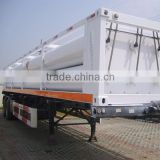 2014 products 8 tubes 25Mpa container trailer truck