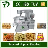 Large capacity industrial electric oil stainless steel popcorn popper machine                                                                         Quality Choice