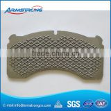 daf truck spare parts brake pad back plate for IVECO