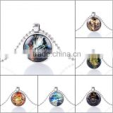 Cheap ancient alloy charms steampunk pendants Engagement promotion gifts