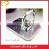 Foldable compatible ring stent stand holder