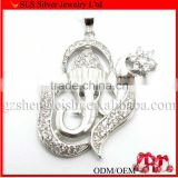 fashion indian buddha pendant designs