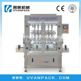 Automatic Coolant Bottle Filling Machine LINE-12D