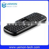 Original iPazzPort Portable 2.4G Mini Handheld Mini Wireless Keyboard Mouse