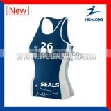 new style custom design volleyball uniform for women