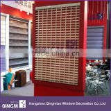 Ladder Shangri-la Sunscreen Blind Window Curtains Factory For Window                                                                         Quality Choice