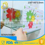 Eco-Friendly double-faced print melamine cutting board