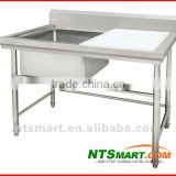 Kitchen Stainless Steel Sink Wash Table