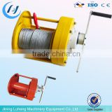 2016 Newest Portable Hand Winch without rope or hook                                                                         Quality Choice
