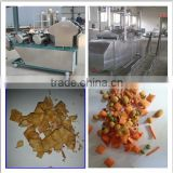 Fried Wheat Flour Snacks Machine/processing machine/making equipment/automatic/high quality/capacity