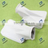 Male Square Molded Pulp Urinal 900ml Paper Urine Container