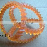 v belt Polyester single sided belt conveyor belt price small combine harvester machine belt