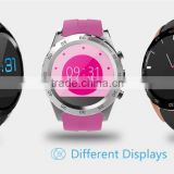 Newest OEM Android Smart Watch Mobile Phone for Android Support Whatsapp Sim Card Bluetooth Smart watch