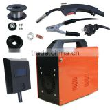 MIG-130 Auto Feeder Gas-less Flux Core Wire Welder Welding Machine stock in usa warehouse