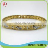 Copper/brass fashion custom saudi new 18k white gold plated jewelry charm zircon stone bangle bracelet jewelry models