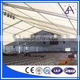 Hot Sell Aluminum Frame Glass Greenhouse