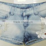 2016 short jeans half pants for girls sweat women's pants sexy jeans hot pants                                                                         Quality Choice