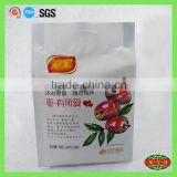 printing snacks packing bag / side gusset paper disposable vacuum bag