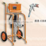 GP6525 high pressure airless sprayer intelligent putty sprayers 65:1 25L/min 0.3-0.6mpa 250-2500L/min cylinder dia.240mm