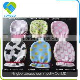 Factory price baby bath gloves