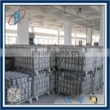 1.5TON Loading Heavy Duty Scale Pallet Cage For Pallet Rack