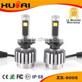 2016 Long life time China 4x4 accessories, Car LED Projector Headlight DOT Approved Round Head Light bulb