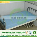 Hospital disposable bed sheet nonwoven, bed sheet fabric                                                                                                         Supplier's Choice
