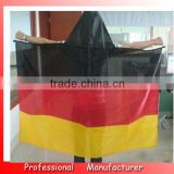 decorative flag in good quality,Germany Cape flag,World fashion Body Flag