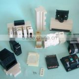 Custom make Injection moulding plastic box for atomatic main generator or panel meter or interface relay