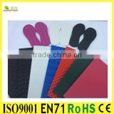 Anti-slip Waterproof Shoes outsole raw material of EVA&RB&EPDM