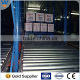 Gravity Pallet Flow Rack factory custom warehouse gravity rack