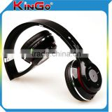 Linstening Quality Musin in Bluetooth Wireless Headset Stereo Headphone with Memory Card