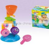 Windmill toy beach set