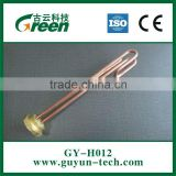 Bended Copper pipe heating element 1000-3000W Insulation material Medium temperature MG Powder