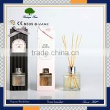 Wholeale natural fragrance oil rattan stick 100ml reed diffuser for promotion gift                                                                                                         Supplier's Choice