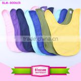 Wholesale new arrival children organic cotton soft baby bandana drool bibs fancy baby bibs