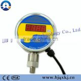 digital pressure gauge QYB104,digital manometer with RS485,2.5'' digital pressure gauge for industrial usage