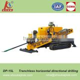 DP-15L horizontal directional drilling machine                                                                         Quality Choice