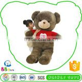 2015 Popular Premium Quality Custom-Made Stuffed Animals Plush Bear Toy For 200Cm High Quality Plush Teddy Bear
