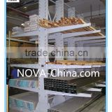 Steel Cantilever Racking for Long Goods from Jiangsu NOVA