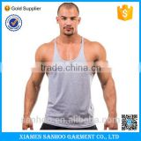 Custom Design Printing Plain Cotton Sport Gym Y Back Tank Top Men                                                                         Quality Choice                                                     Most Popular