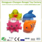 CE certificated custom make rubber water squishy squeeze toy for kids                                                                                         Most Popular