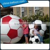 3M inflatable beach balloon,giant inflatable soccer ball hot sale