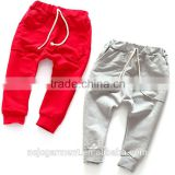 Fashion Baby Kids Girls Boys Clothing Animal Dog Harem Pants Long Trousers 3-9y