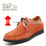 wholesale lace up man leather shoes made in china