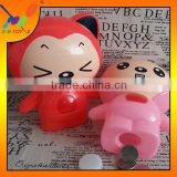 Lovely cartoon Money Box for kids, New design Coin Bank, Plastic Money Saving Box for Children.
