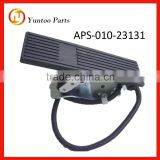 City bus APS accelerator pedal sensor with the wire cable