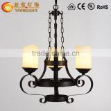 Pillar Candle Chandelier with,Gold candle cheap crystal chandeliers with