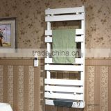 HB-R2715W-F electric element heated steel ladder towel racks warmer thermostat towe rails radiator