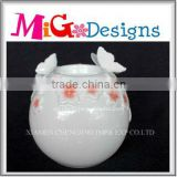best selling ceramic vintage candle holders with best quality wholesale for weddings welcome unique OEM design
